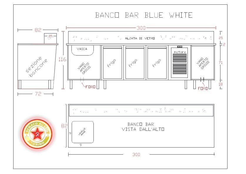 Arredamenti per Bar, VEDI i PREZZI banchi frigo, COMPRA in ...